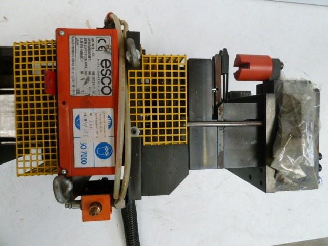esco ESC9447 pneumatische Presse фото на Industry-Pilot