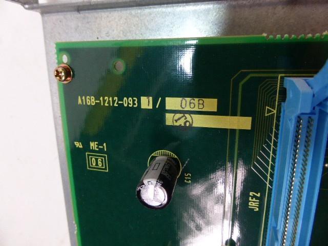 Fanuc A16B-1212-0931/06B A16B1212093106B Board фото на Industry-Pilot
