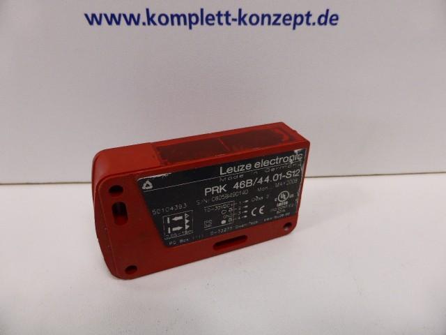 Сенсор  Leuze electronic PRK 46/44.01-S12 Lichtschranke Polarisiert фото на Industry-Pilot