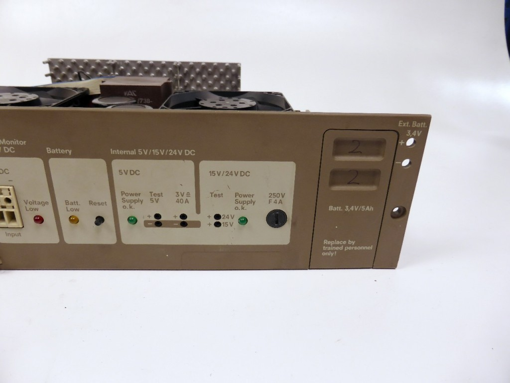Siemens Simatic S5 6ES5955-3LF12 Stromversorgung 955 E-Stand 6 фото на Industry-Pilot