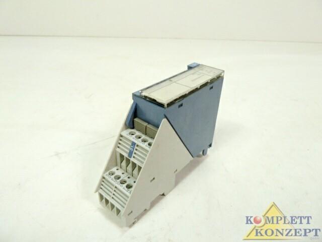 Защитный выключатель 2x Stück Siemens PTM1.2D20S DESIGO I/O-Module Impulsmeldemodul фото на Industry-Pilot