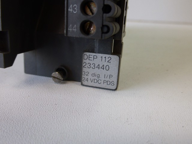 3 Stueck AEG DEP 112 6051-042.233440 32 dig I/P 24 VDC PDS Digitalinput фото на Industry-Pilot