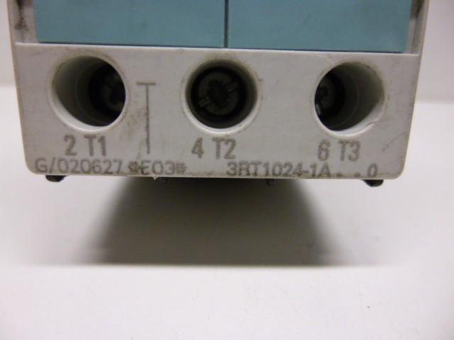 Защитный выключатель 3 x Stück Siemens Sirius 3RT1024-1AL20 Schütz 5,5KW фото на Industry-Pilot