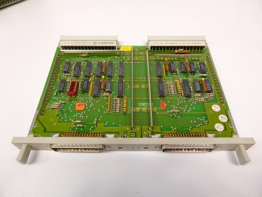 3x Stück Siemens Simatic S5 6ES5300-5CA11 Anschaltung 6ES53005CA11 фото на Industry-Pilot