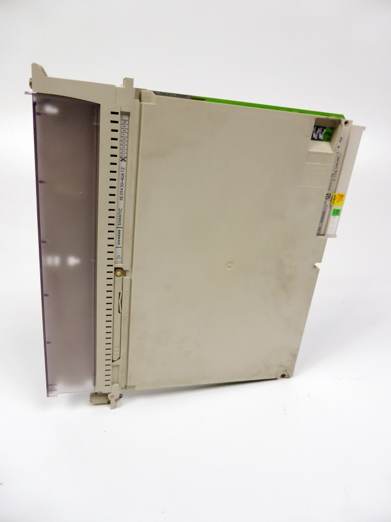 5x Stück Siemens Simatic S5 6ES5430-4UA12 Digitaleingabe 430 6ES54304UA12 фото на Industry-Pilot