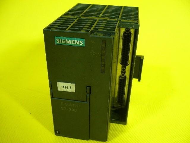 7 Stück Siemens Simatic Anschaltung 6ES7361-3CA01-0AA0 6ES7 361-3CA01-0AA0 фото на Industry-Pilot