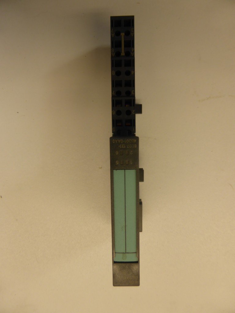 7x Siemens Simatic S7 6ES7-131-4BD01-0AA0 Elektronikmodule für ET 200S фото на Industry-Pilot