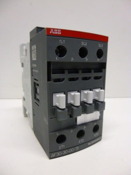Защитный выключатель ABB AF30-30-00-13 Contactor Schütz фото на Industry-Pilot