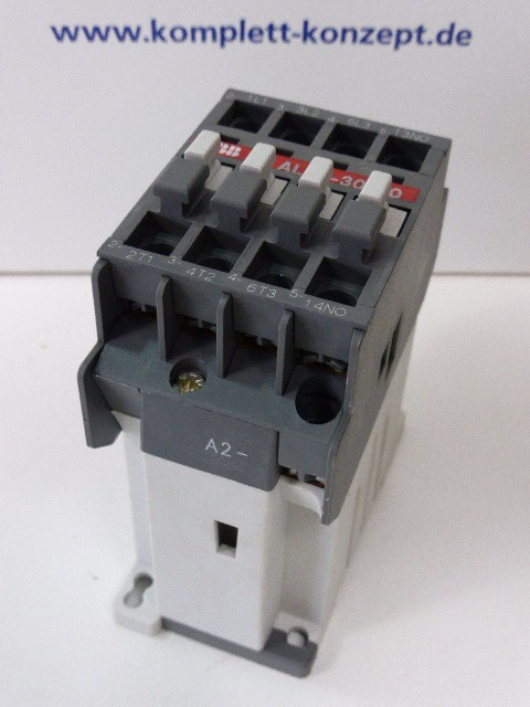 Защитный выключатель ABB AL 16 AL 16-30-10 Schütz 220V 1SBL 183001R8810 фото на Industry-Pilot