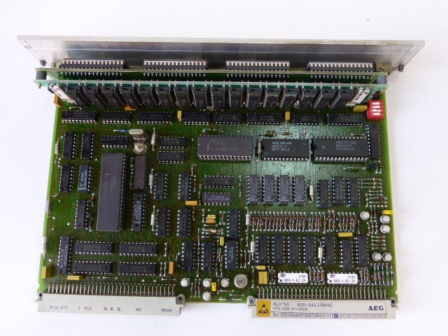 AEG ALU 150 6051-042.239642 CPU DSW 451/99DE Rev. 13 фото на Industry-Pilot
