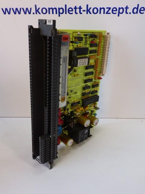 AEG DEA 105 6051-042.233456 Rev.01 Bitbus Koppler remote I/O Rev.26 фото на Industry-Pilot