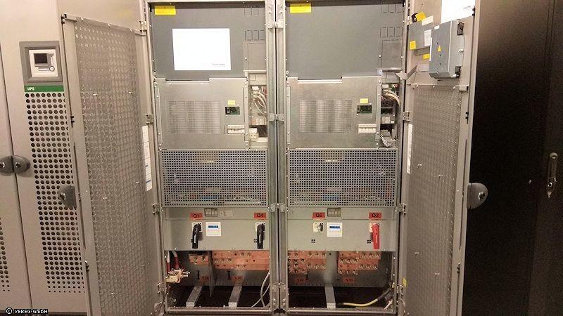 Сетевой адаптер Socomec DELPHYS GP400 400 kVA USV System UPS Online  фото на Industry-Pilot