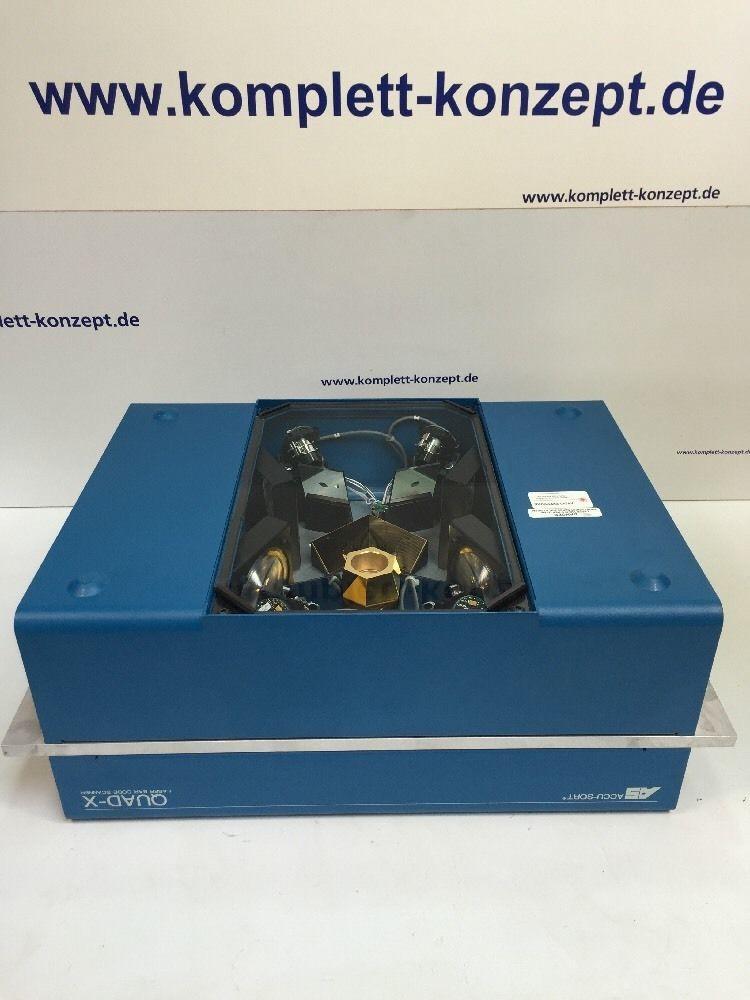 Сенсор AS ACCU-SORT Quad-X Laser Bar Code Scanner  фото на Industry-Pilot
