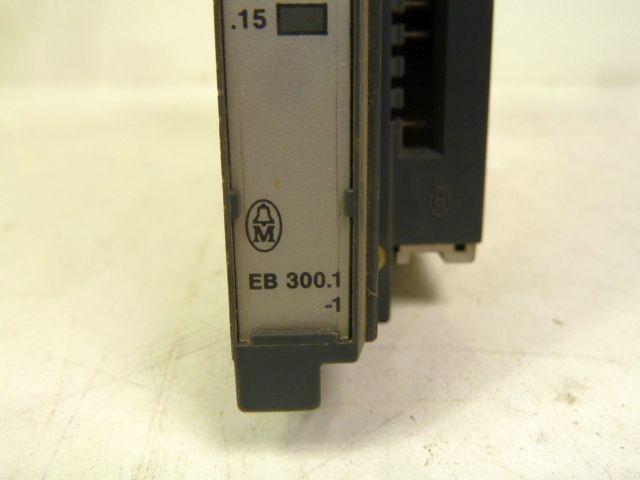 Модуль управления Eaton Moeller EB 300.1 PS32 Digital input module 24Vdc Frequenzumrichter фото на Industry-Pilot