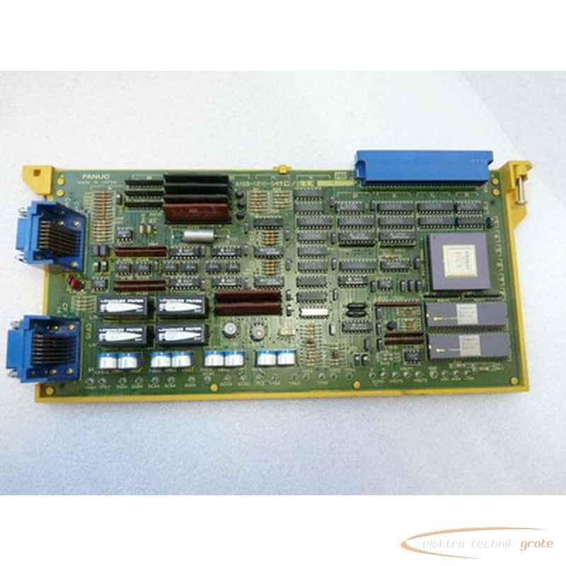 Материнская плата Fanuc  A16B-1210-00450 - 01A AD.AXS  фото на Industry-Pilot