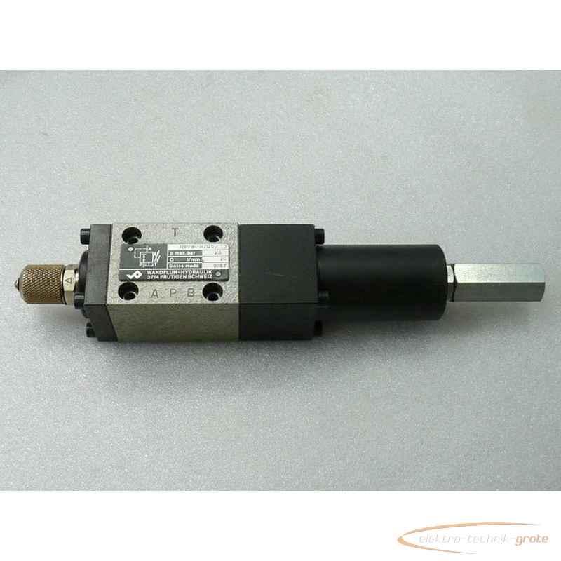 Гидравлический клапан Wandfluh ADRV dN6H-125 - 0 , 3max 315 bar фото на Industry-Pilot