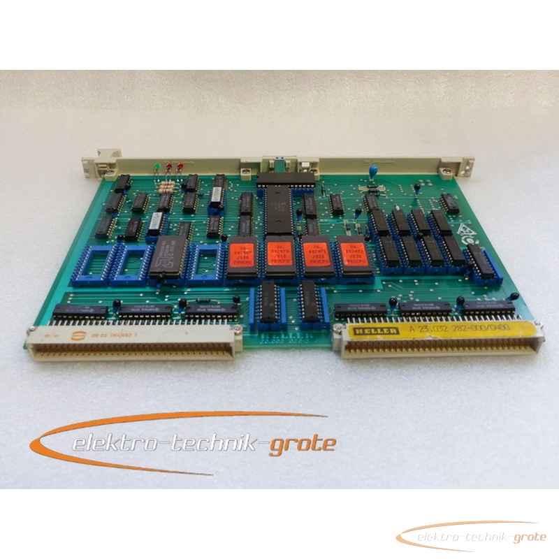 Heller Heller A 23.032 282-000-0400 20.002 022-3 Karte gebraucht guter Erhaltungszustand фото на Industry-Pilot