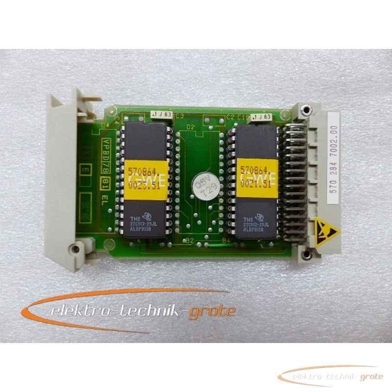 Модуль Siemens 6FX1864-0BX02-5B Sinumerik Eprom  фото на Industry-Pilot