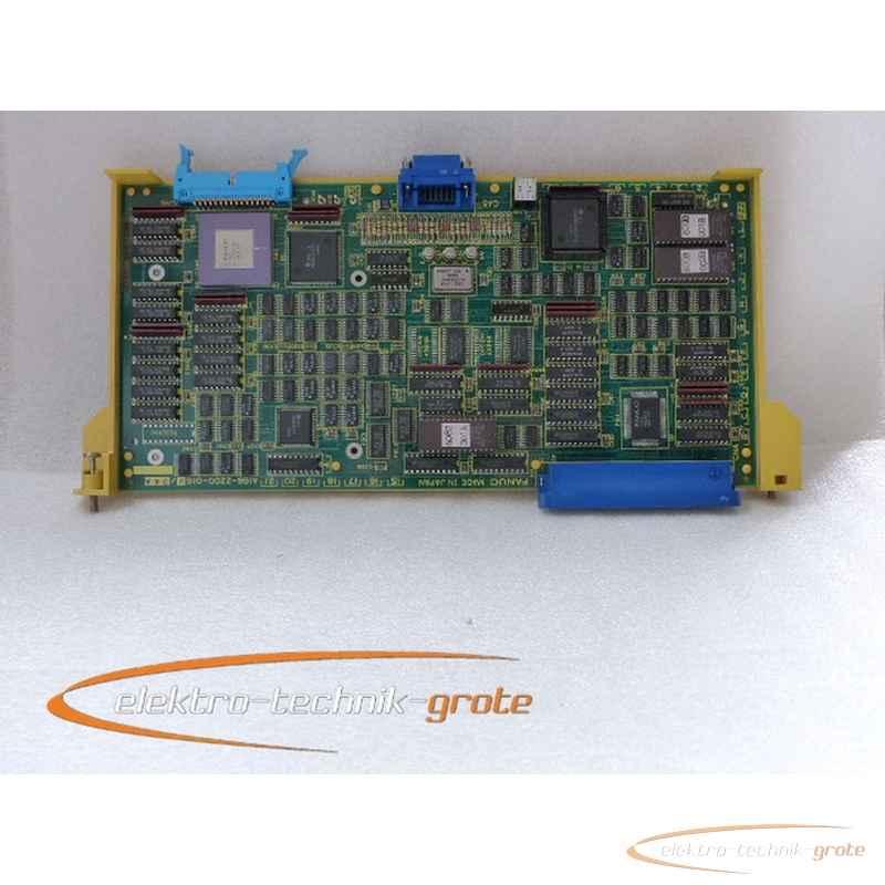 Fanuc Fanuc A16B-2200-0160-04A Graphic CPU фото на Industry-Pilot
