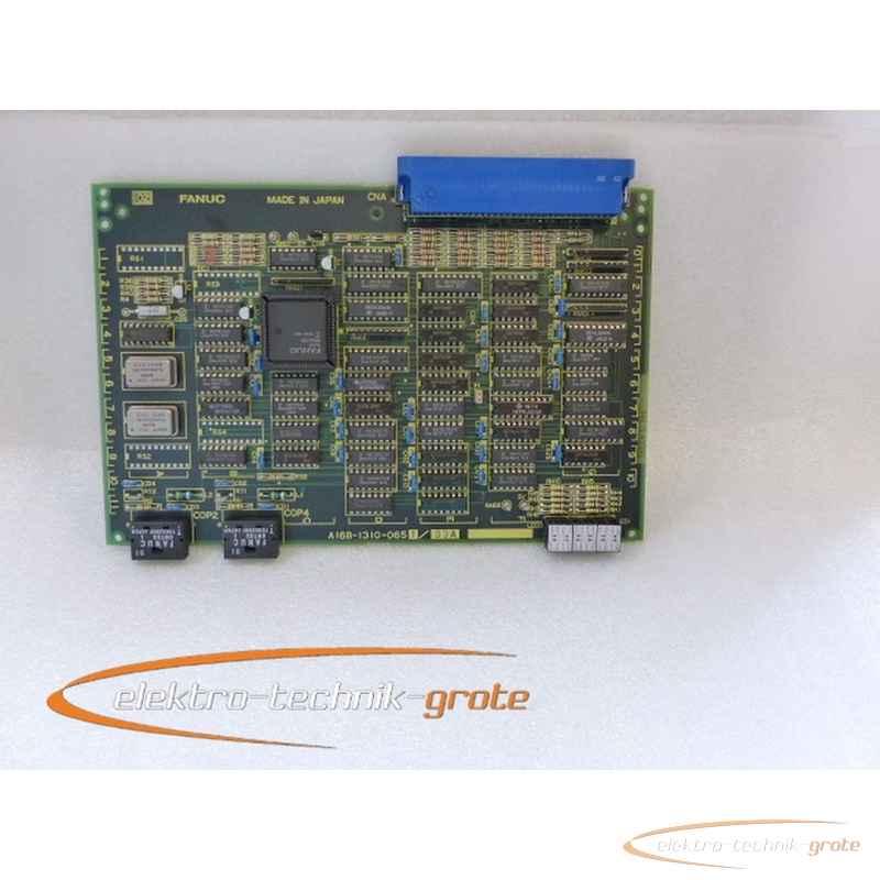 Материнская плата Fanuc A16B-1310-0651-03A  фото на Industry-Pilot