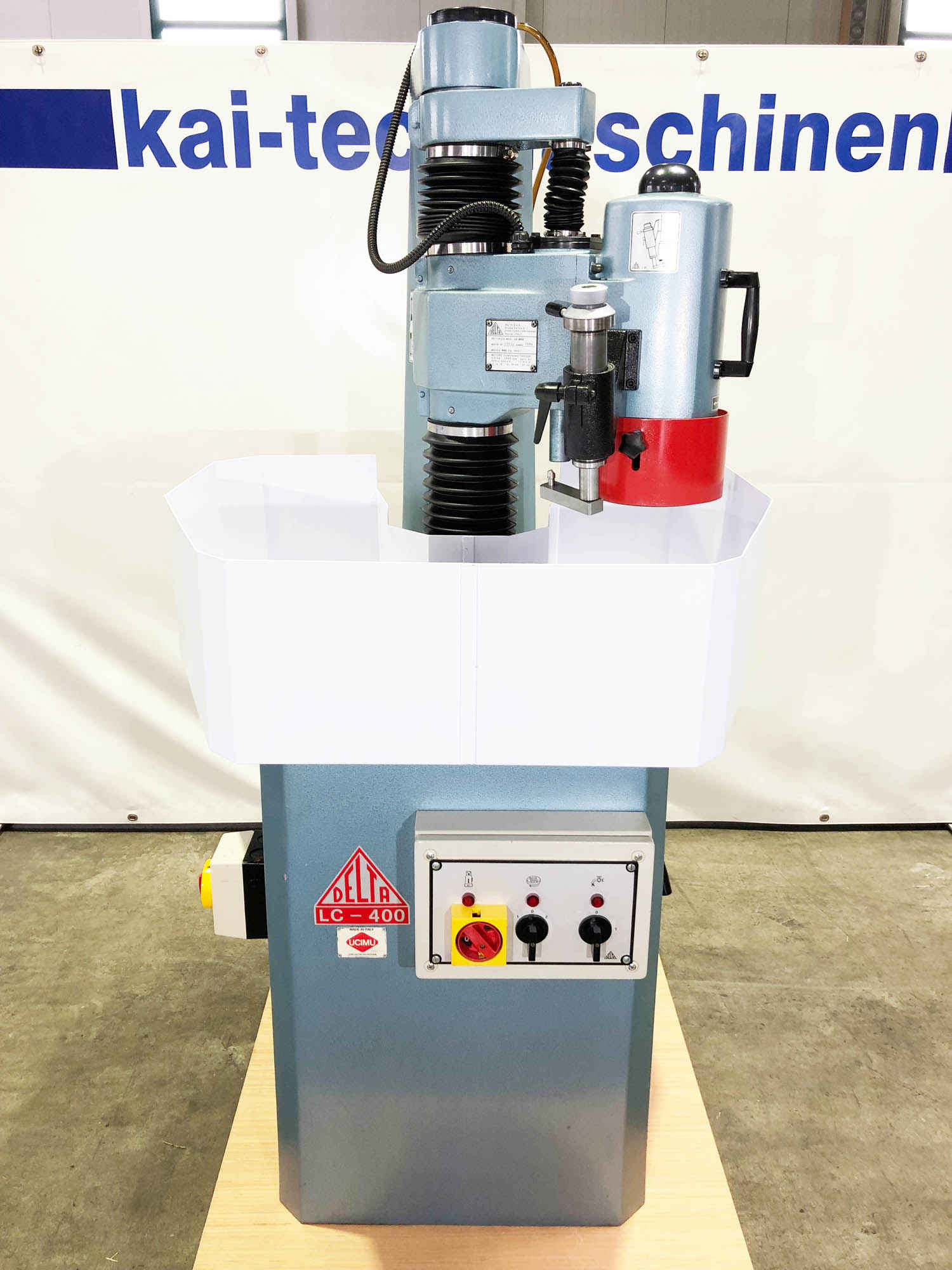 Flaring Cup Wheel Grinding Machine Topfschleifmaschine photo on Industry-Pilot