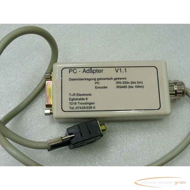 T R Electronic PC Adapter RS-232c фото на Industry-Pilot