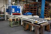 Широколенточный шлифовальный станок WEBER NLC-2-1100 купить бу