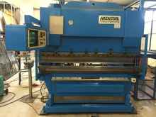 Press Brake hydraulic HATEBUR POP 2060 photo on Industry-Pilot