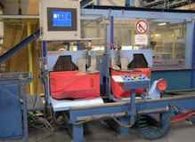 Double mitre box saws ELUMATEC DG 104 photo on Industry-Pilot