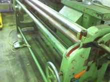 3-вальц. листогибочная машина FASTI 104 / 20 / 1 фото на Industry-Pilot