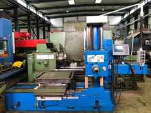 Universal milling and boring machines WOTAN Iberica B 75 T photo on Industry-Pilot