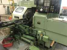 Turning machine - cycle control OKUMA LB 9 C photo on Industry-Pilot