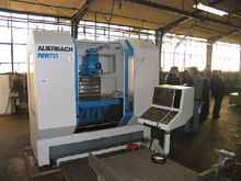 Milling Machine - Universal AUERBACH FUW 725 фото на Industry-Pilot