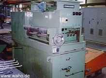 Plate-straightening machine SCHLEICHER RMS 6-70 800 x 3 mm photo on Industry-Pilot