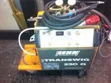 WIG сварочные аппараты REHM TRANSWIG 230 G фото на Industry-Pilot