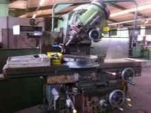 Фрезерный станок с ручным управлением IBERIMEX LAGUN FVA 4 LA фото на Industry-Pilot