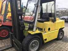 4-wheel forklifts CLARK C 500 Y 100 PD photo on Industry-Pilot