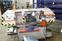 Automatic bandsaw machine - Horizontal KLAEGER & MÜLLER HBS 320 C photo on Industry-Pilot
