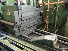 Sheet Metal Deburring Machine JOSEF SCHULTE Länge/Length 2000 mm sonstige Entgratmaschinen photo on Industry-Pilot