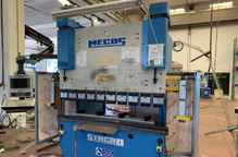 Press Brake hydraulic MECOS ELEKTRA 40/200 photo on Industry-Pilot