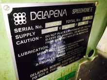 Honing machine - internal - vertical DELAPENA Speedhone E photo on Industry-Pilot