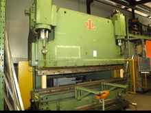Press Brake hydraulic LOTZE 309x3000kn DNC880S photo on Industry-Pilot