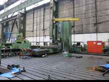 Горизонтальный расточный станок с неподвижной плитой - пиноль COLGAR FRAL 50 TNC 155 TRT1500 mm фото на Industry-Pilot