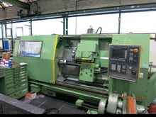 CNC Turning Machine - Inclined Bed Type NILES DFS 2/CNC Sinumerik 802 D photo on Industry-Pilot