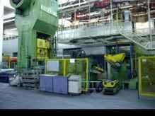 Double Column Drawing Press - Mechanical KIESERLING SKPN 800/2000 photo on Industry-Pilot