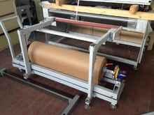 Распылительный автомат Papierbandsystem Venjakob für Spritzautomaten