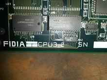Electronic module Fidia CNC M CPU 3.2 Baugruppe photo on Industry-Pilot