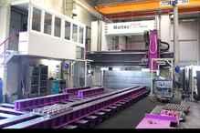 Портальный фрезерный станок MATTEC X X X фото на Industry-Pilot