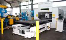 Laser Cutting Machine HESSE by DURMA HD-FL 3015 фото на Industry-Pilot