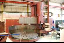 Карусельно-токарный станок одностоечный Dorries CTE 320 фото на Industry-Pilot